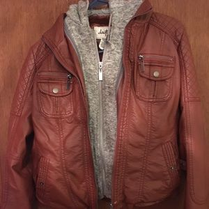 Daytrip Leather Jacket